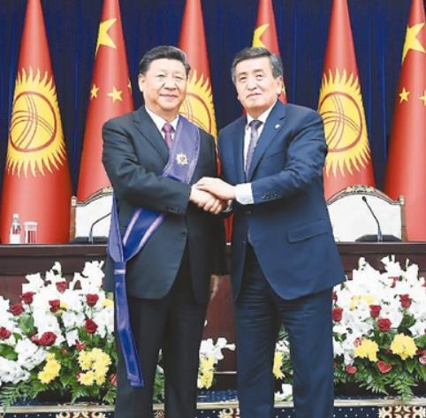 시진핑, 중앙아시아 순방서 우군 확보 외교전 가속