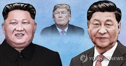 中전문가, 시진핑 방북에 '美 견제·핵협상 중재' 등 해석 분분