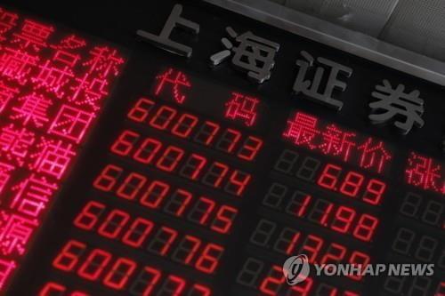 무역협상·美금리인하 기대감에 中증시 2%대 급등 마감