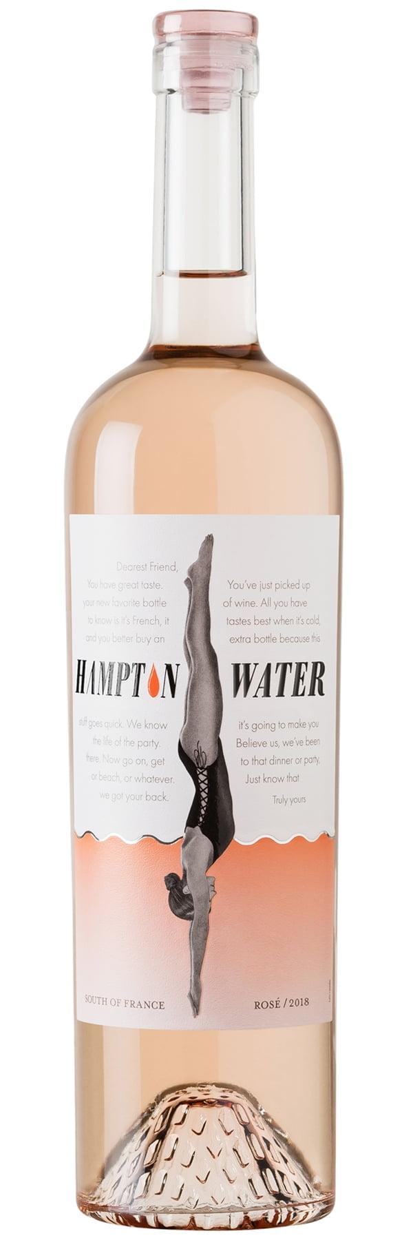 하이트진로, 락스타 `존 본조비`의 로제 와인 `햄튼 워터` 출시