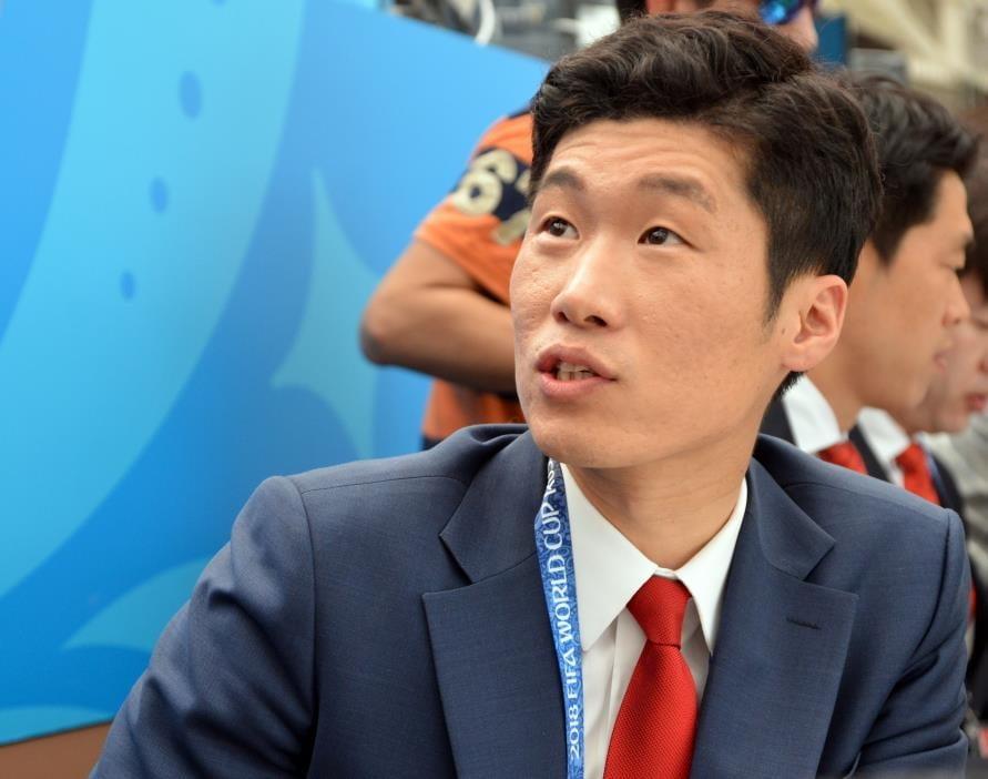 U20 월드컵 우승 도전, 박지성도 함께한다