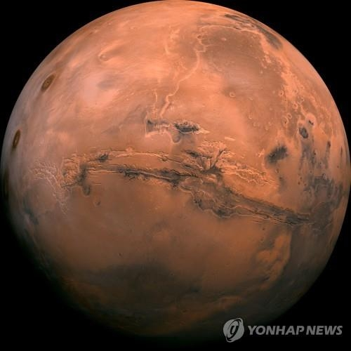 Mars, 4.4 billion years ago, was equipped with living conditions ... I stand ahead of the & # 39; clock of life & # 39; of the solar system