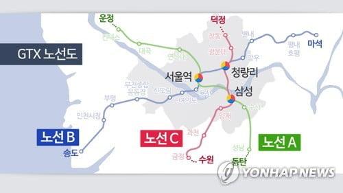 """""""기재부, GTX-B 노선 예타 결과 최대한 빨리 도출"""""""