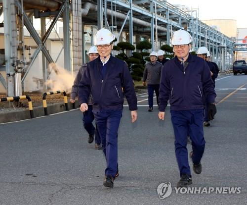롯데케미칼 임병연 대표, '살롱' 열어 여성 임직원과 소통