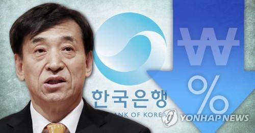 """이주열 """"상황변화 적절히 대응""""…금리인하 가능성 시사"""
