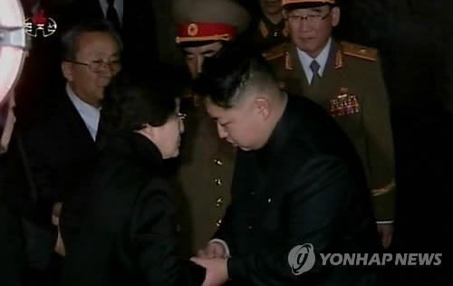 남북화해 역설한 이희호 여사…보수정부 때도 두차례 방북