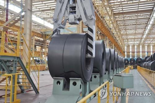 모처럼 웃은 철강업계…미국, 열연 상계관세 인하