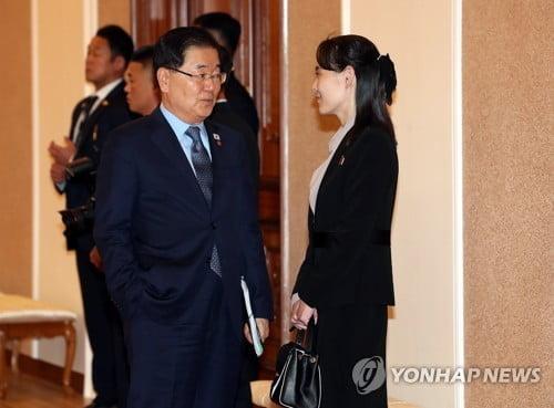 6·12 1주년에 만나는 정의용-김여정…'교착해소' 의견 나눌까