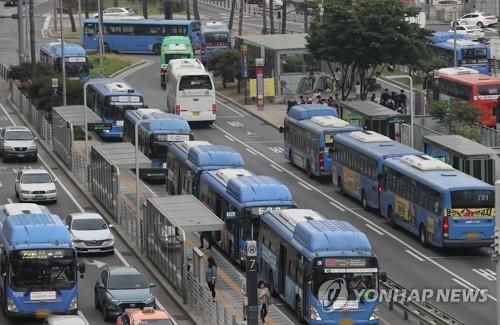 [발등의 불! 버스 52시간제] 정부·지자체 대책 마련 부심