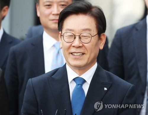 """이재명 경기지사 항소심 재판부 변경…""""기일 추후지정"""""""