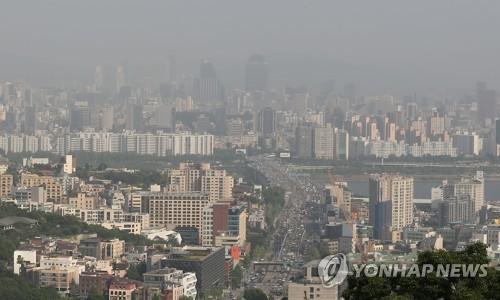 """""""한국 미세먼지 근원은 중국?"""" 英 BBC, 한국 대기오염 조명"""
