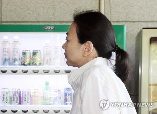 """'해외명품 밀수' 이명희 모녀 집행유예…""""실형선고 사건 아냐"""""""