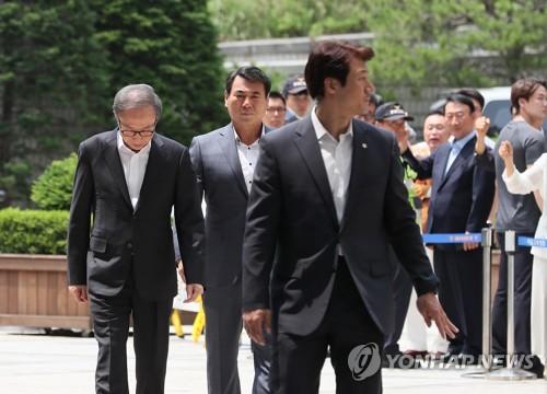 """검찰 """"MB '다스 소송비 대납' 삼성뇌물 51억 추가…총 119억"""""""