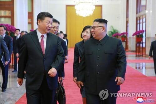 """외신 """"G20 앞두고 만나는 북중…대미카드 확보할 '윈윈 회담'"""""""