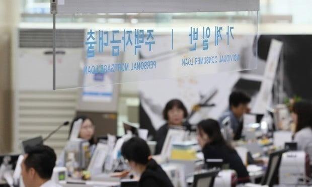 5월 가계대출 5조7000억 증가…'가정의 달' 신용대출 수요(사진=연합뉴스)
