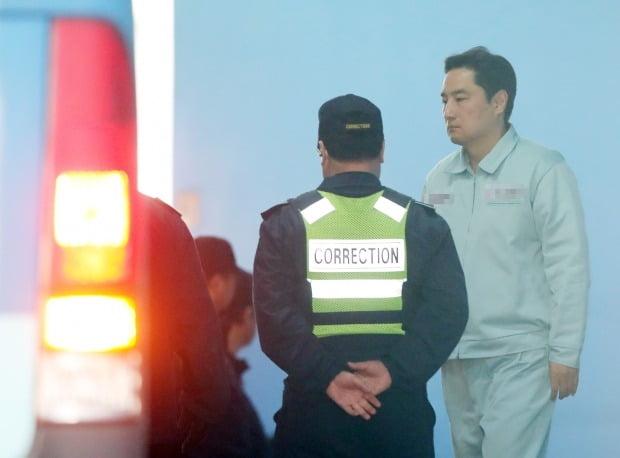 강용석, 항소심서 무죄…163일 만에 석방 (사진=연합뉴스)