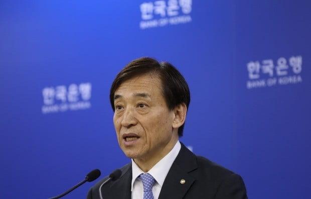이주열 한국은행 총재. 사진=연합뉴스