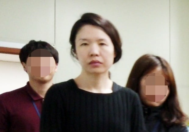 얼굴 공개된 전 남편 살해 피의자 고유정 /사진=연합뉴스
