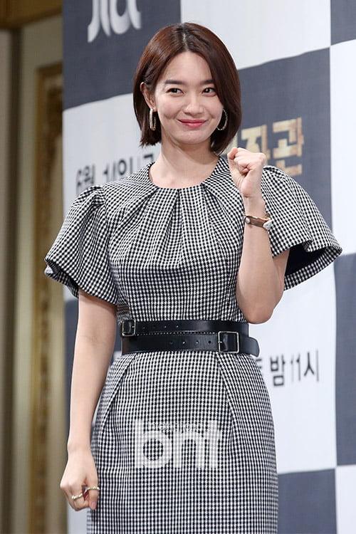 """'보좌관' 신민아, """"연기 경력에서 좋은 변화가 있지 않을까 기대해"""""""