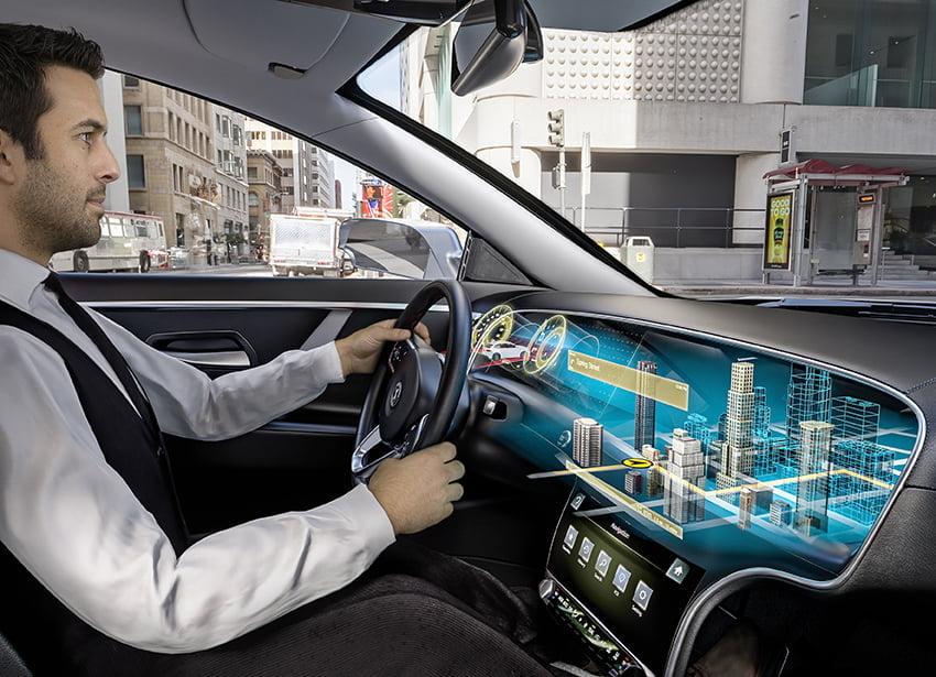 콘티넨탈, 자동차용 3D 라이트필드 디스플레이 개발 나서