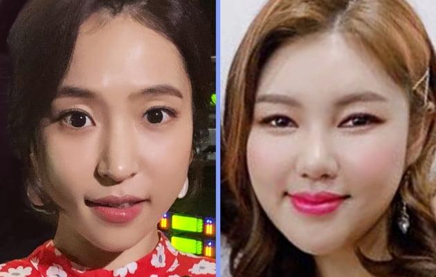 '미스트롯' 홍자, 송가인