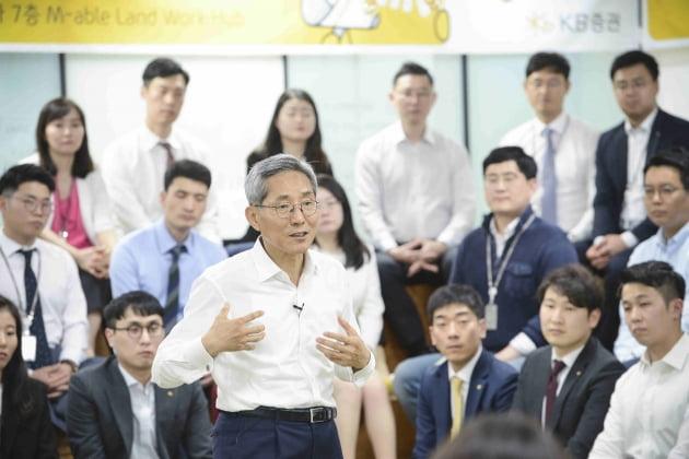 윤종규 KB금융그룹 회장 / 사진=KB금융지주