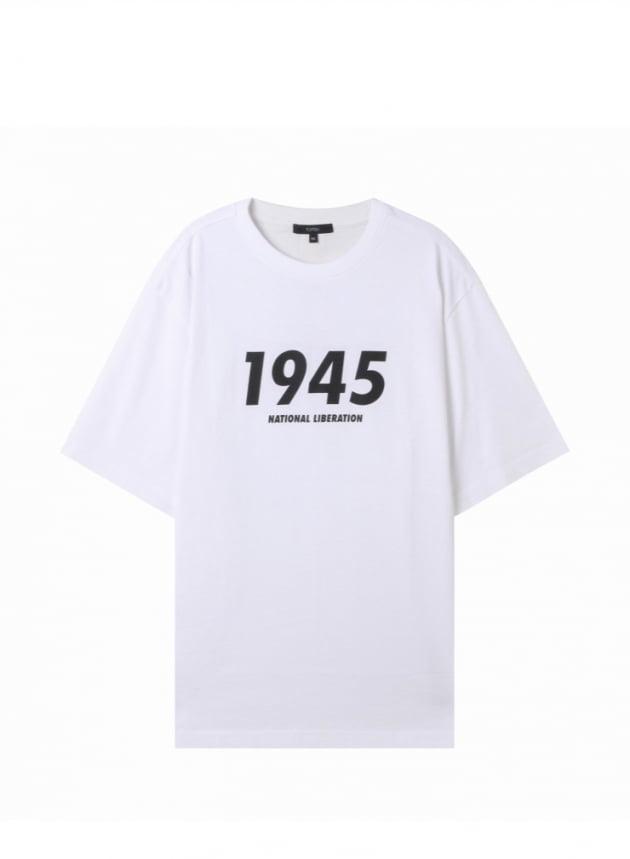 일본 불매운동이 펼쳐지는 가운데 탑텐이 공개한 광복절 캠페인 티셔츠/사진=탑텐