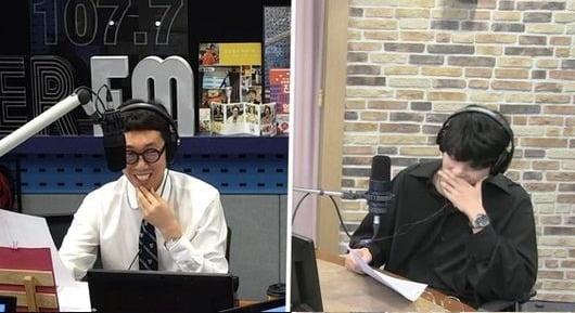 오승윤. 김영철의 파워FM 캡처