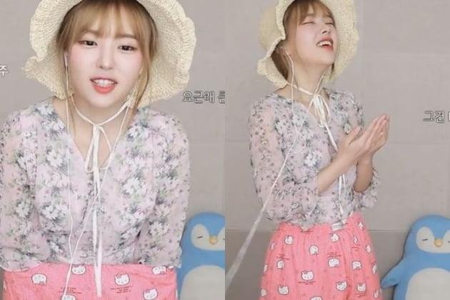 잼미 성희롱 논란/사진=잼미 영상 캡처