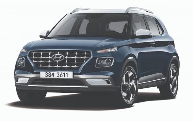 현대차가 밀레니얼 세대를 위한 SUV 베뉴를 출시한다.