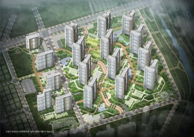 GS건설, '의정부역 센트럴자이&위브캐슬' 오는 8월 분양