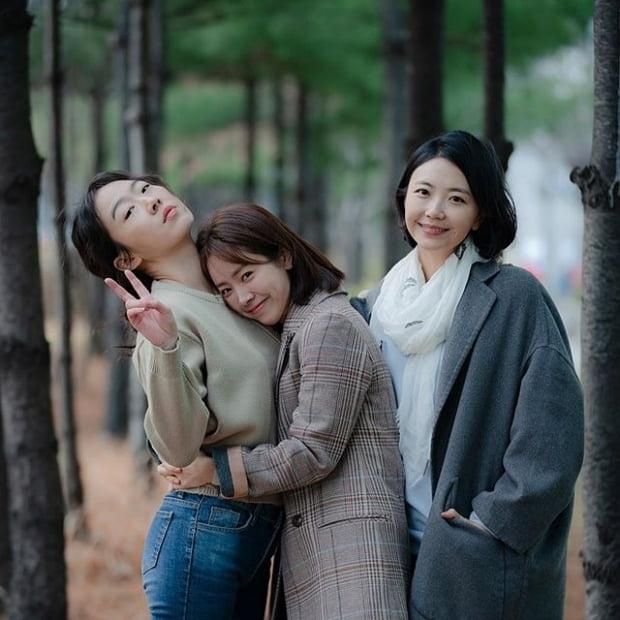 종영 '봄밤' 주민경 / 사진=주민경 인스타그램