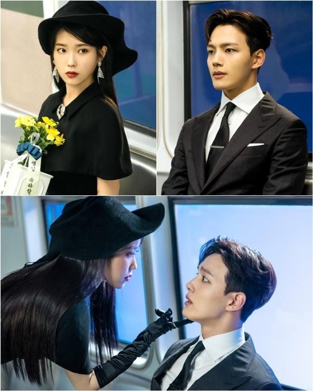 '호텔델루나' 이지은-여진구/사진=tvN