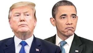 """""""트럼프, 오바마 괴롭히려 이란 핵협상 파기"""""""