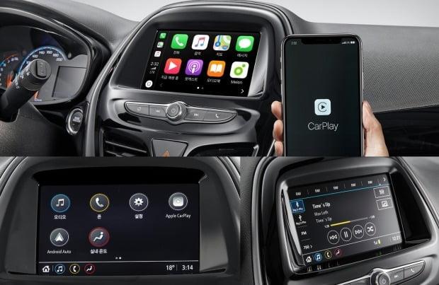 더 뉴 스파크는 안드로이드 오토, 애플 카플레이 등을 지원해 커넥티드 카 기능도 갖췄다.