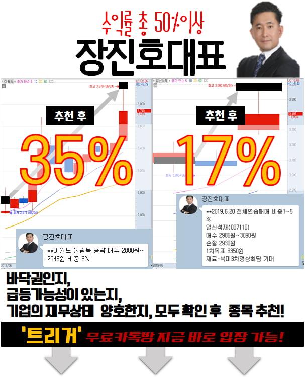 절대 매수 매집종목 LIST 공개!