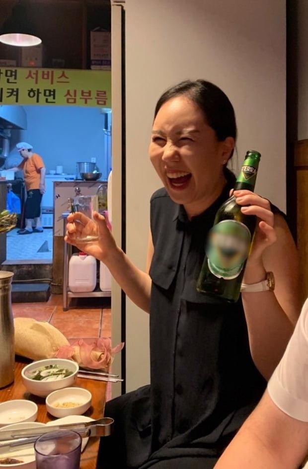인플루언서 황신영 /사진= 김경미 기자