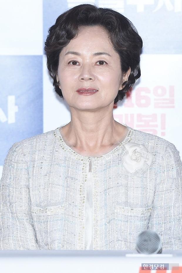 고 김영애/ 사진 = 한경DB