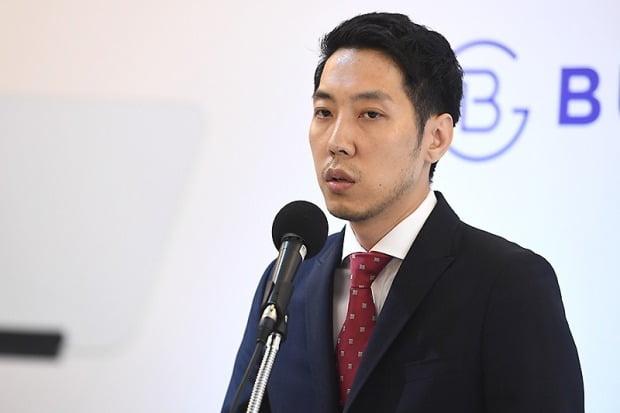 박준성 부건에프엔씨 대표 /사진=한경DB