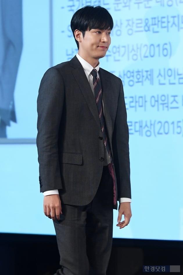 """[HK영상] 이민호(LEEMINHO) """"한글을 널리 알릴 수 있도록 열심히 활동하겠습니다""""(세로직캠)"""
