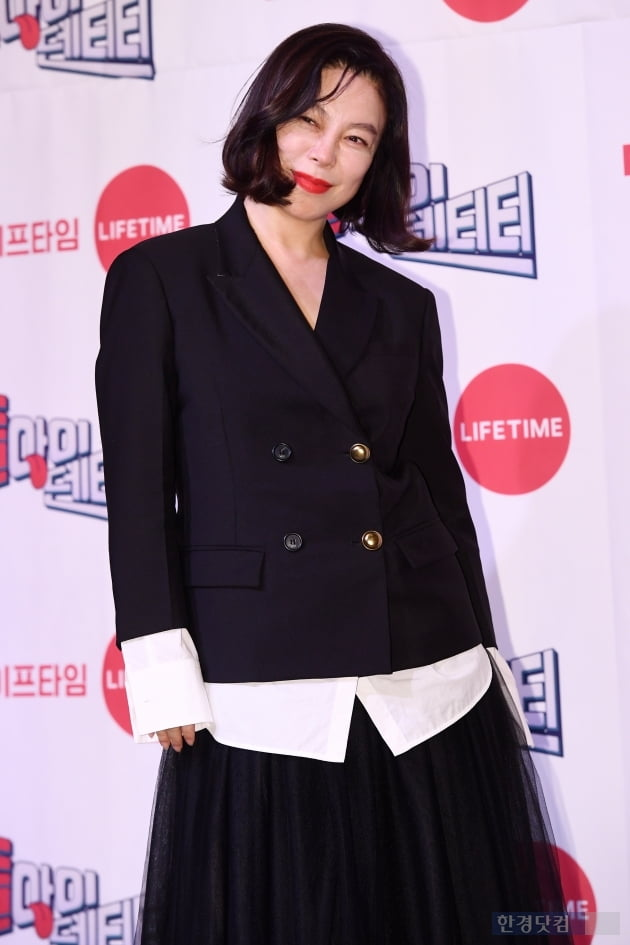[포토] 최화정, '매력적인 미소~'