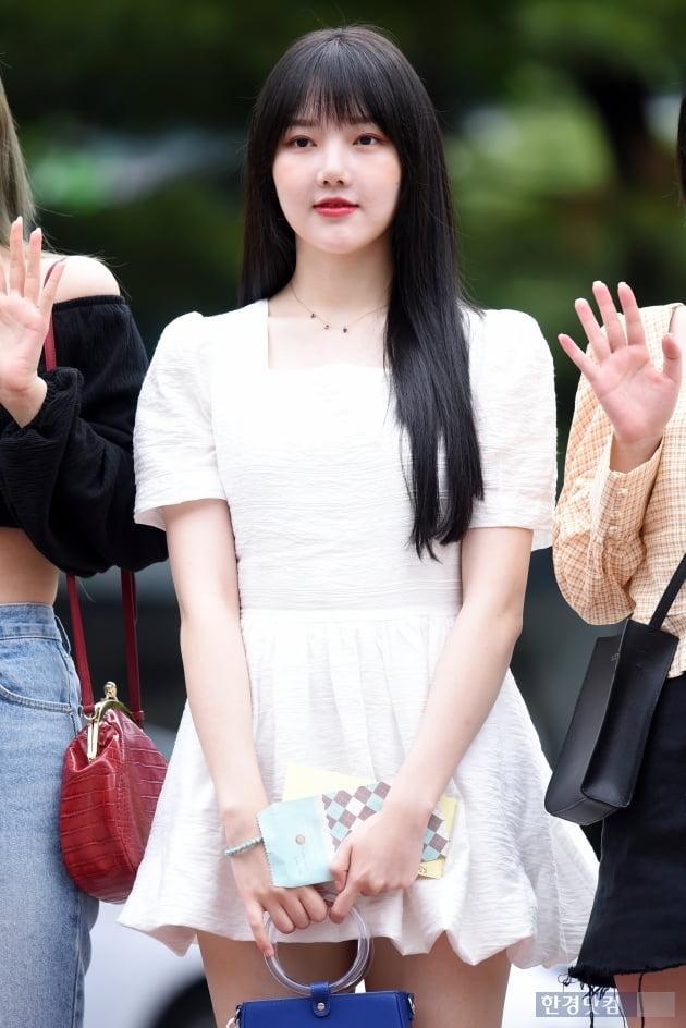 [포토] 여자친구 예린, '인형처럼 깜찍하게~'