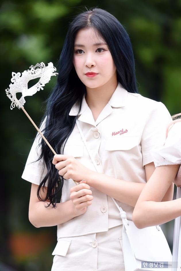 [포토] 네이처 유채, '눈부신 청순미~'