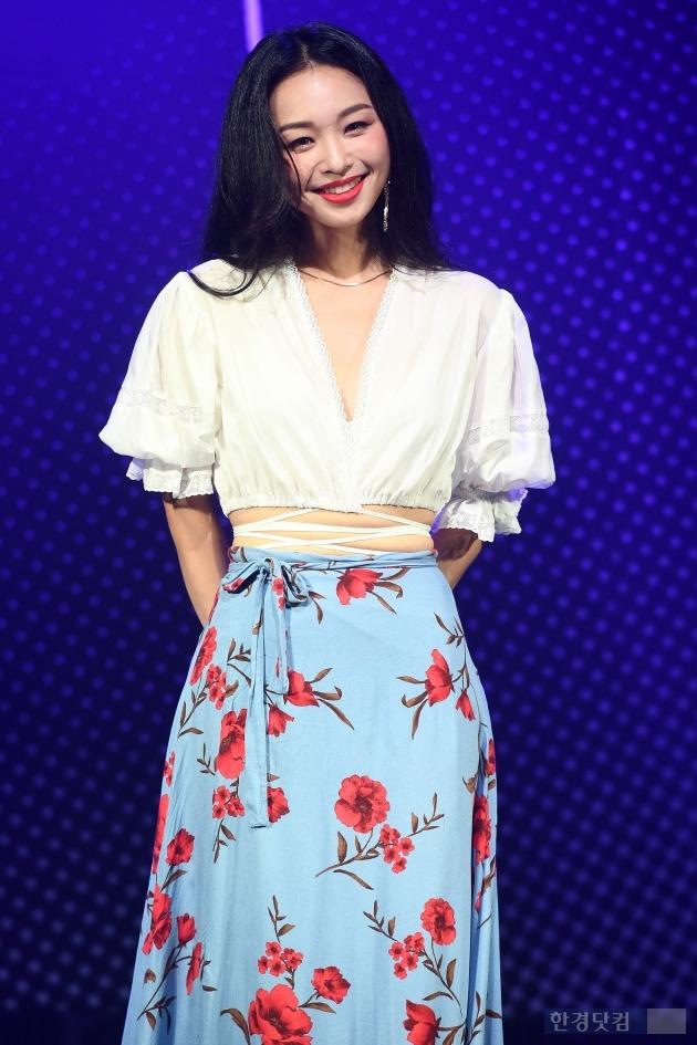 [포토] 신유미, '아름다운 미소'
