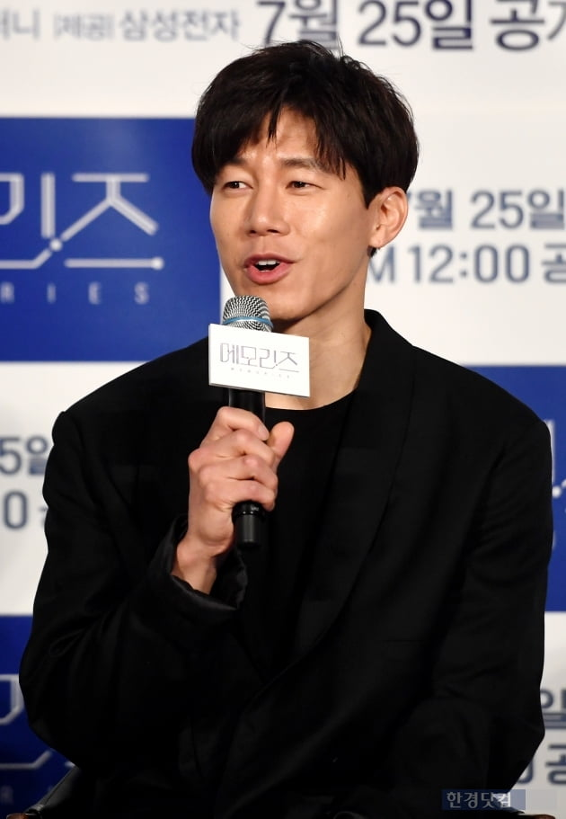 [포토] 김무열, '팔색조 배우~'