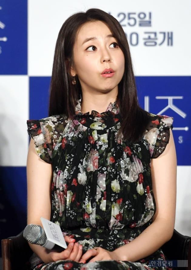 [포토] 안소희, '어머나!'