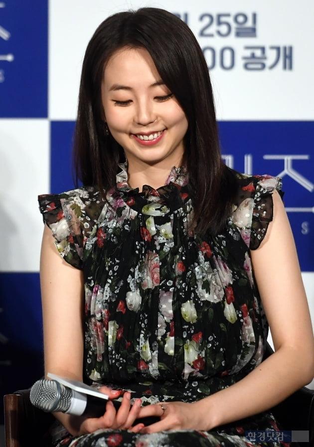[포토] 안소희, '토끼같은 미소'