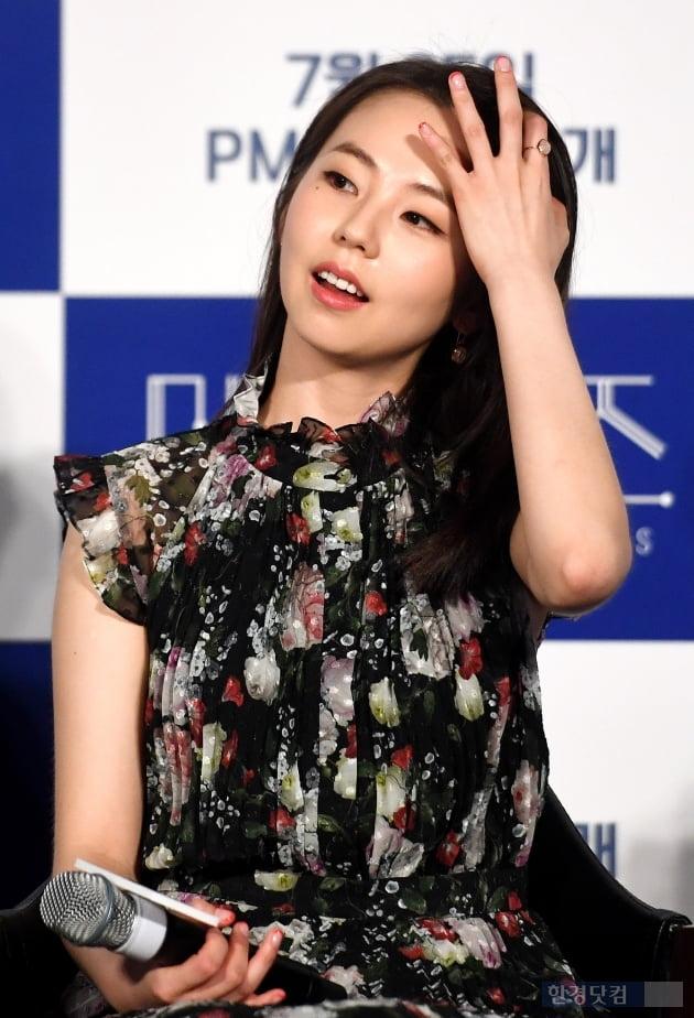[포토] 안소희, '리즈 미모 경신'