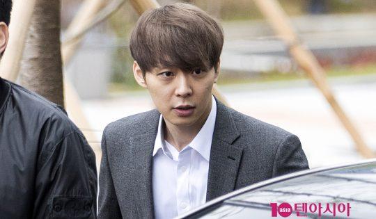 가수 겸 배우 박유천 / 사진=텐아시아DB