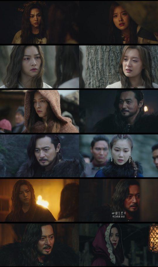 '아스달 연대기' 10회. /사진제공=tvN